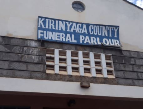 Four women cause confusion at a mortuary as theyfought over the body of a man they each claimed was their husband