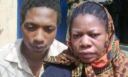 House wife and her pastor lover sentenced to death for the murder of her husband in Edo