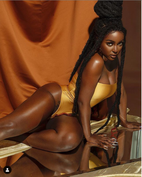Melanin Popping! Reality star Amara La Negra showcases her hot body in new seductive photos
