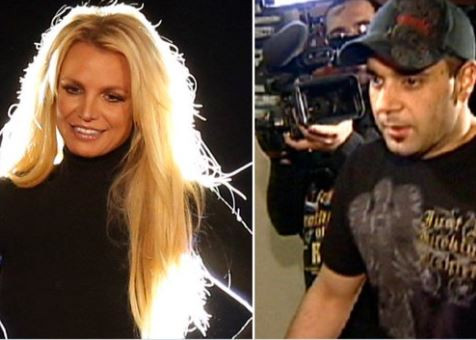Court Britney Spearsa temporary restraining order against a former member of her inner circle, Sam Lutfi