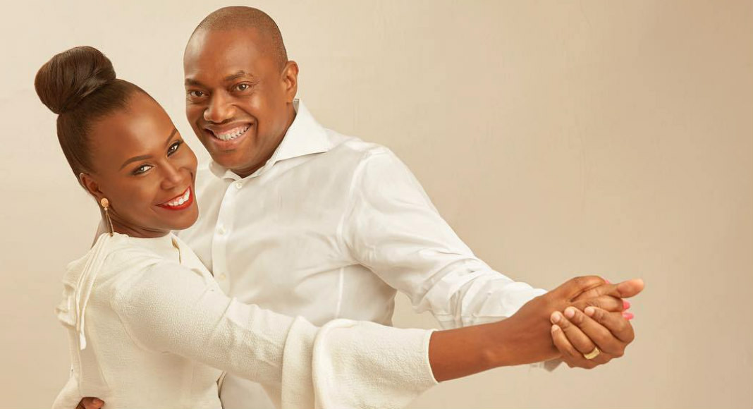 Thank you for being the real meaning of a Husband'' Tara Durotoye