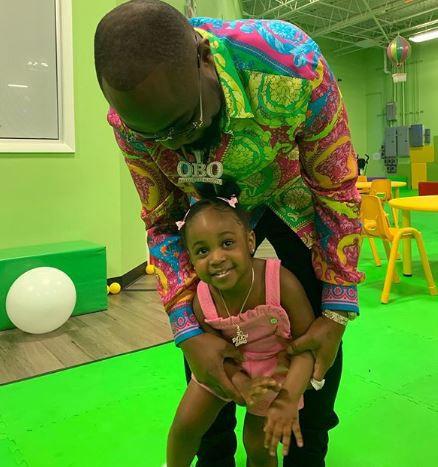Photos:Davido celebrates hisdaughter, Hailey's 2nd birthday party in Atlanta