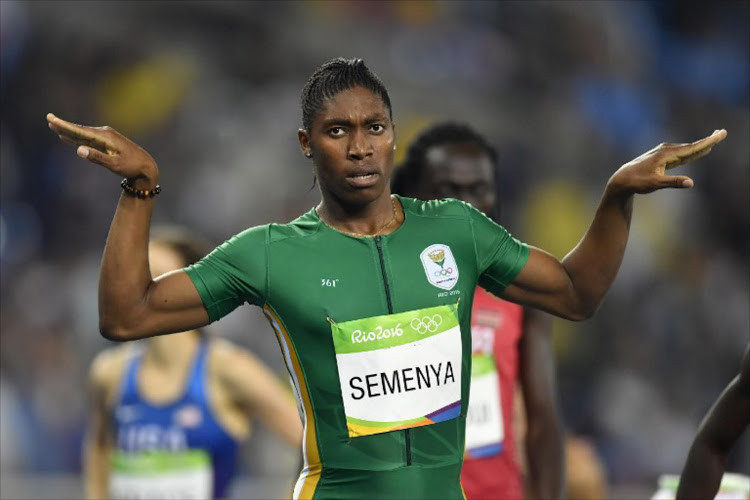 South Africa to appeal against testosterone ruling intersex athlete, Caster Semenya