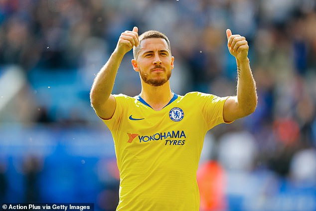 Heartbreak for Chelsea fans as Real Madrid plans to 'officially announce 86m signing of Hazard after Europa League final'