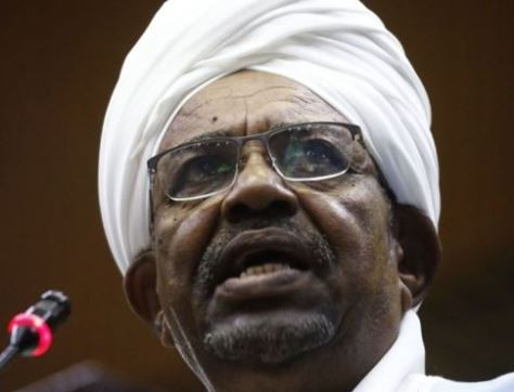 Former Sudanese President, Omar al-Bashir charged to court over death of countless protesters