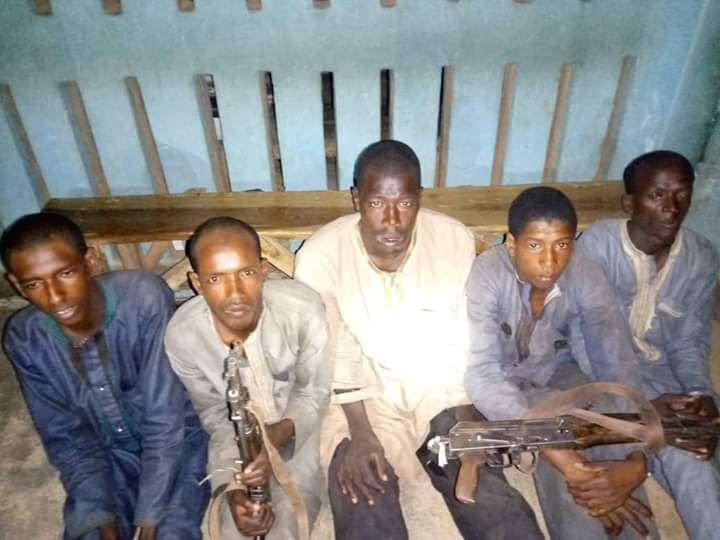 Operation Puff Adder: Police arrest 9 Abuja-Kaduna highway kidnappers