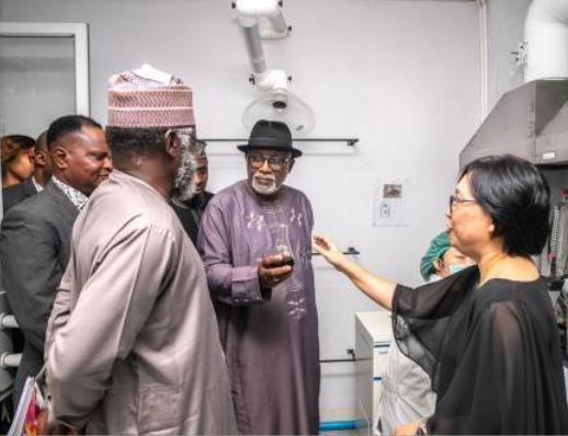 Ondo State governor, Rotimi Akeredolu and NDLEA Boss, Abdallah visitThailand to learn how to grow medical cannabis