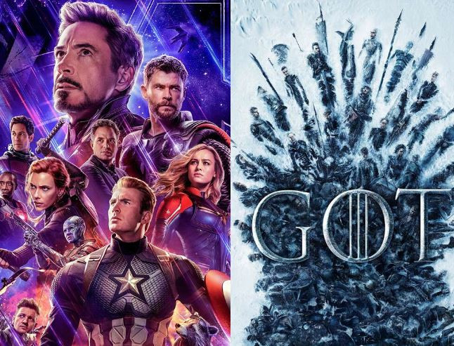 Avengers Endgame and Game of Thronesdominate culture with MTVMovie And TV Awardnominations (Full List)