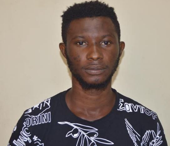 A member of the feeder team of the popular Ibadan-based Shooting Stars Sports Club, otherwise known as 3SC, Oginni Oluwaseyi Dayo, was on Tuesday, May 14, 2019 arrested by the Economic and Financial Crimes Commission, EFCC, Ibadan zonal office, over alleged involvement in internet related offences. Oginni was arrested alongside his brother-in-law, Alabi Okikiola, and his friend, Jonas Okwuwe, at a location within the Fortune Estate, Ologuneru Olonde area of Ibadan, the Oyo State capital. Their arrest followed a petition from a neighbour, who raised high suspicion on the reckless and flamboyant life the suspect lived, without any known reasonable source of income. Upon the receipt of the petition and further discreet investigation, operatives of the commission carried out an early morning operation that led to their arrest. Further investigation confirmed that Oginni was truly a member of the popular soccer teams feeder team, but an official said he has not been attending training for a long while. In their separate statements with the Commission, Oginni said he is an Ordinary National Diploma (OND) Part 1 student at the State-owned Polytechnic, Ibadan; Okwuwe claimed to be a Computer Science graduate from the Auchi Polytechnic, while Oginnis brother-in-law, Okikiola, said he had a Higher National Diploma (HND) in Accounting, also from the Polytechnic Ibadan. Items recovered from the suspects include laptops, iPhones and phones of other brands. They will be charged to court as soon as investigations are concluded.