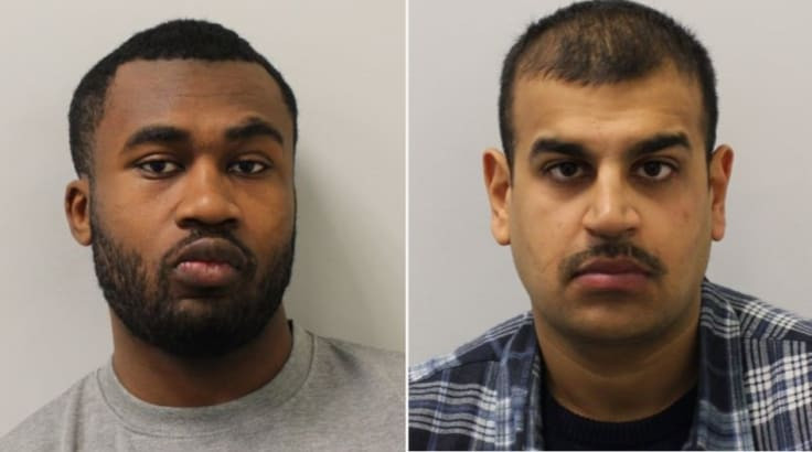 Photos: Nigerian, one other sentenced to life imprisonment for murder in the UK