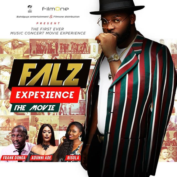 Falz Experience to begin showing on LITV and it's guaranteed to blow your mind