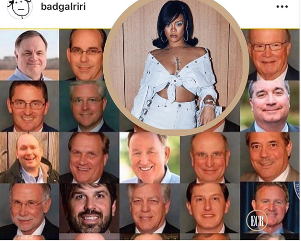 Rihanna slams 25 Republican politicians and Governor of Alabama that voted to completely ban abortion in Alabama.