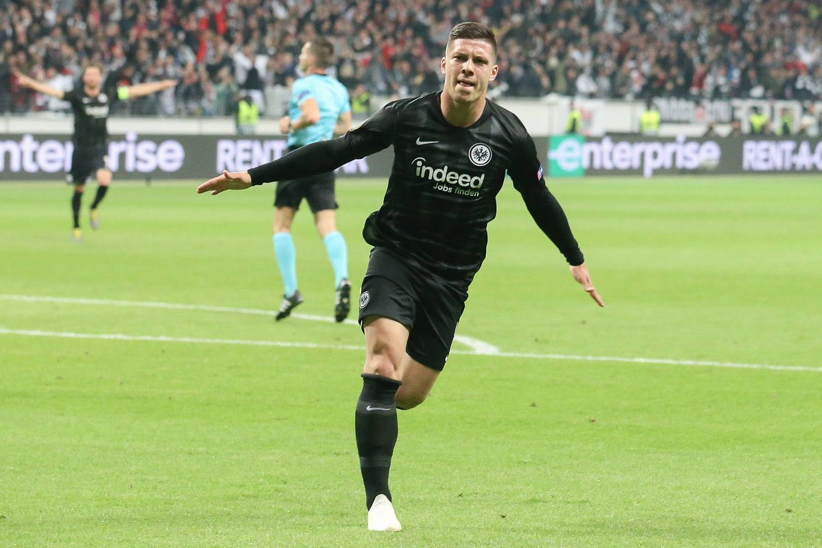 Real Madrid 'complete signing of Eintracht Frankfurt striker Luka Jovic in 52.4million deal'
