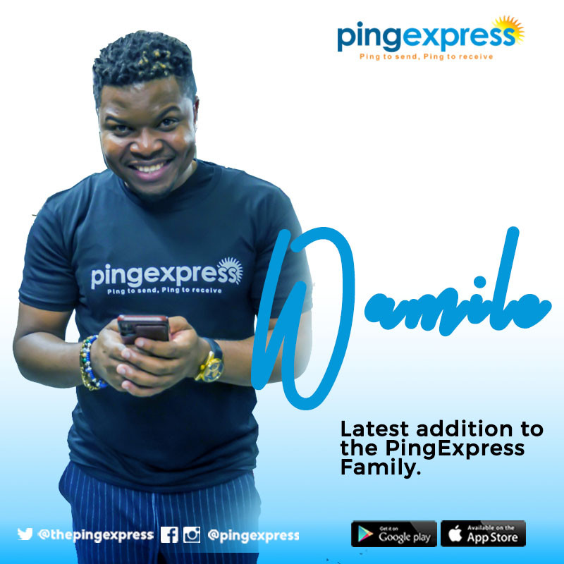 Top Events MC Comedian Wamilele Becomes Ping Express Ambassador