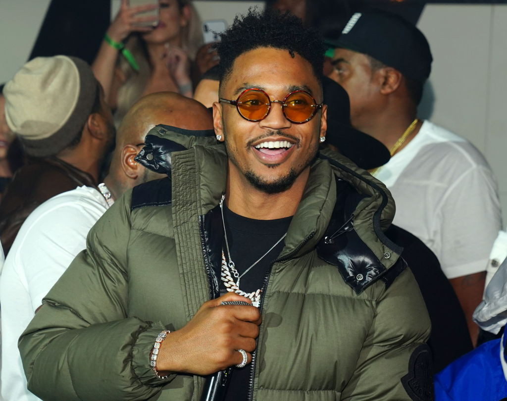 'We Are Blessed and Overjoyed' - Trey Songz announces he's a father to a baby boy named Noah (See photos)