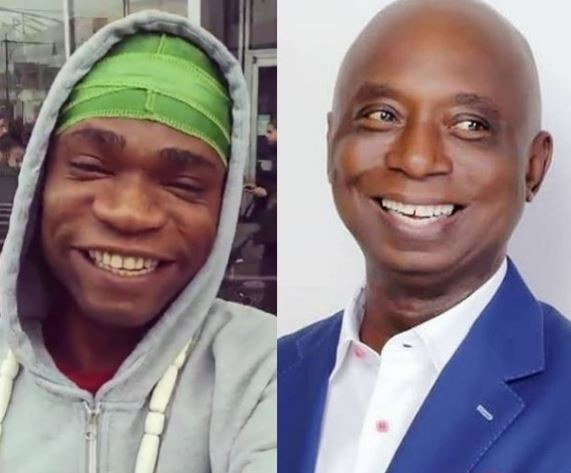 I'm obsessed with the thought of having sex with Ned Nwoko's dauhter - Speed Darlington
