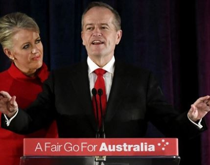Australian labour Leader resigns after shocking election defeat