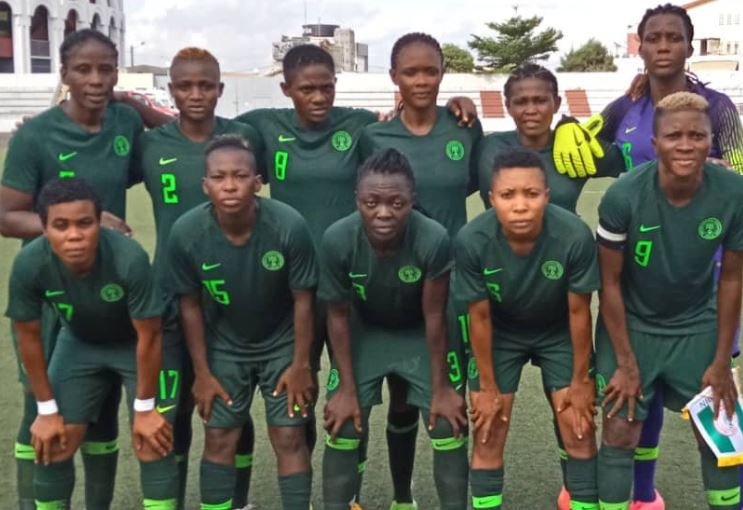 President Buhari congratulates Super Falcons for winning WAFU Women's Cup