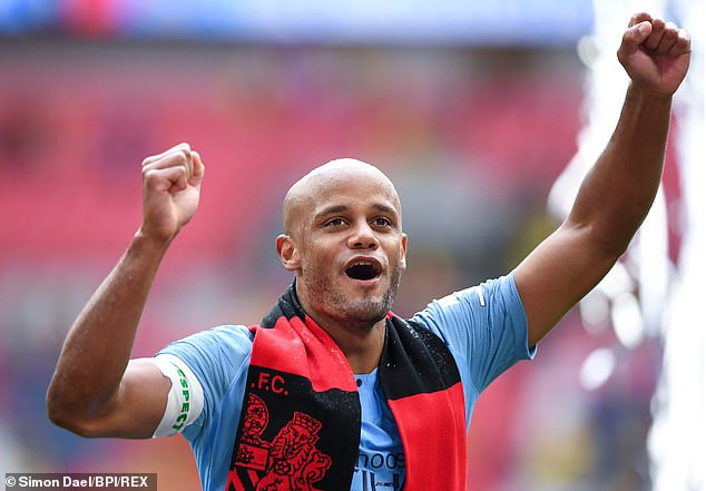 Manchester City confirm Vincent Kompany is to leave the club after 11 years and 10 trophies