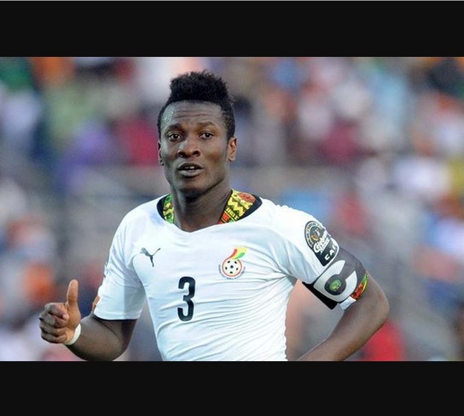 Ghanaian footballer, Asamoah Gyan quits international football ahead of 2019 AFCON over captaincy row