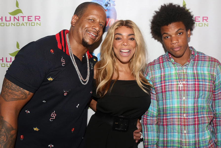 Wendy Williams 18-year-old son reportedly arrested for punching her estranged husband Kevin Hunter