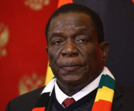 Five people charged over alleged plot to overhtrow Zimbabwean president
