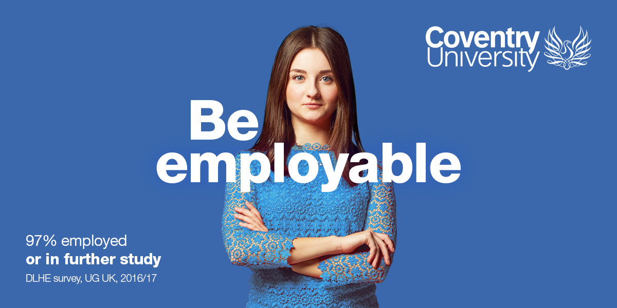 Meet Delegates from Coventry University in a City Near YOU