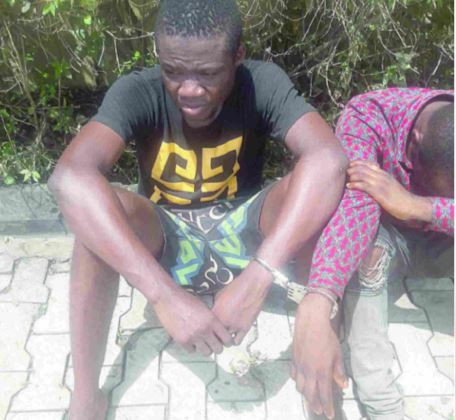 Ondo State police arrest two boys who target secondary school girls for marathon sex