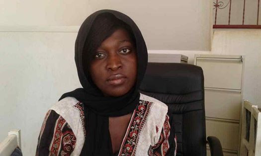 23-year-old Gambian Human Trafficking survivor shares her horrific experience in Lebanon