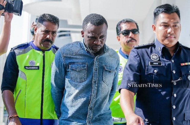 Nigerian man charged with the murder of a nurse in Malaysia