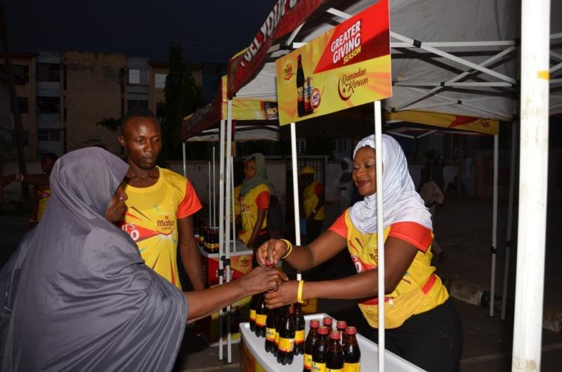 Malta Guinness celebrates Ramadan with Muslim Faithfuls in Abuja