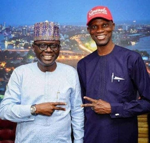 Tayo Ayinde appointed as the new chief of staff to Lagos State governor, Sanwo-Olu