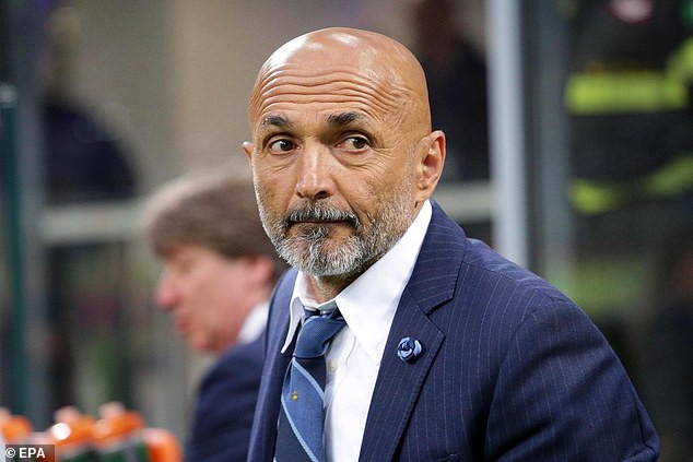 Inter Milan boss Luciano Spalletti sacked after 2- years at the club with former Chelsea manager Antonio Conte set to take over