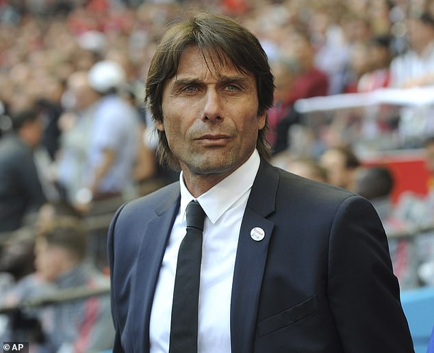 Former Chelsea manager Antonio Conte appointed as new Inter Milan boss after Luciano Spalletti's sacking