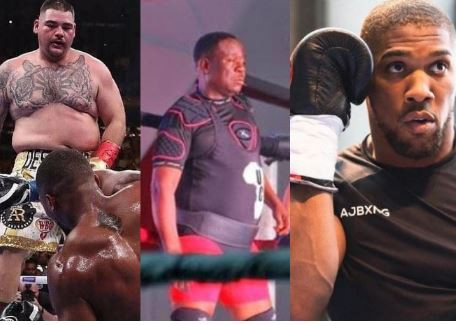 Mr Ibu, The Drake Curse and all the savage Tweets Nigerians are using to react to Anthony Joshua's shocking defeat