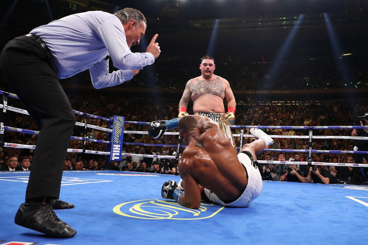 Anthony Joshua will earn 20 million despite losing while Andy Ruiz Jr will take home just 5m after winning the world title fight