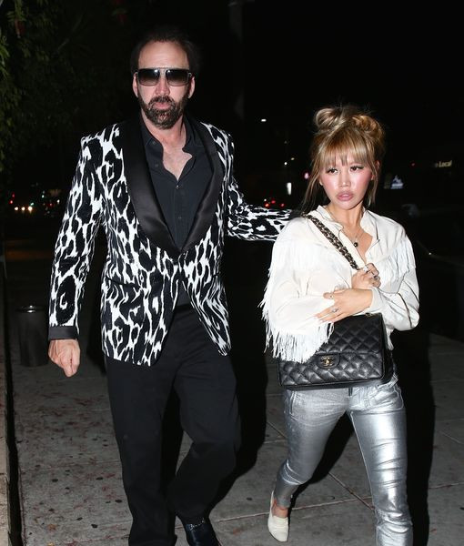 Nicolas Cage's quickie divorce from his estranged wife of 4-days granted