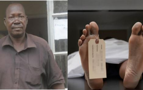 57-year old man who has worked in the mortuary for 32-years says he loves dead bodies because they are humble
