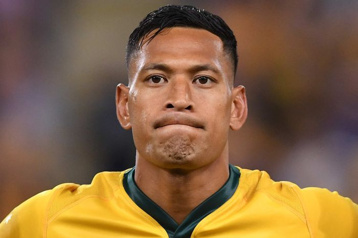 Christian rugby star, Israel Folau sues Australia Rugby for sacking him over his homophobic social media post claiming 'hell awaits homosexuals'
