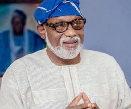 Ondo State governor, Rotimi Akeredolu sacks nine permanent secretaries