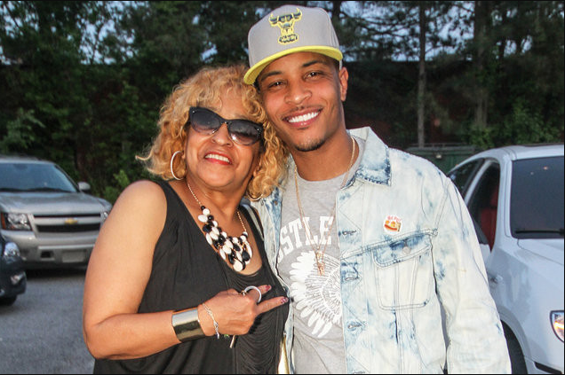 T.I speaks out after TMZ revealed the cause of death of his sister, Precious Harris