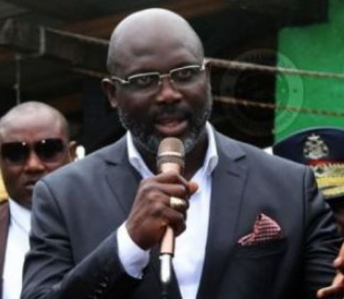 Liberian government blocks access to social media followingprotests against President George Weah andthe missing $100 million
