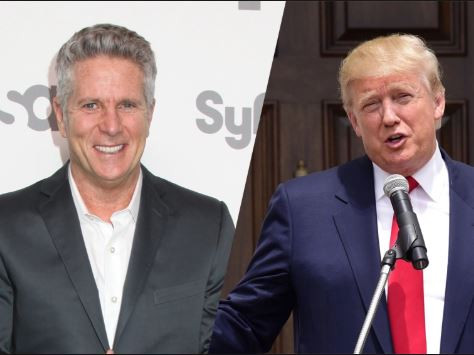 Donny Deutsch calls Donald Trump a despicable human being and the president responds