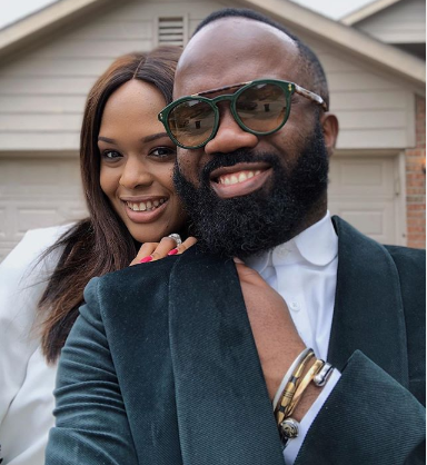 Noble Igwe narrates how he met his wife Chioma and it's an interesting read