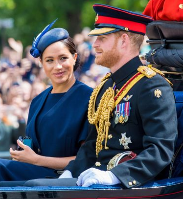 Prince Harry 'had brief romance with a model after he met Meghan Markle' - new report claims