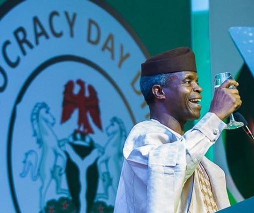 Why were celebrating Democracy Day on June 12 - VP, YemiOsinbajo explains