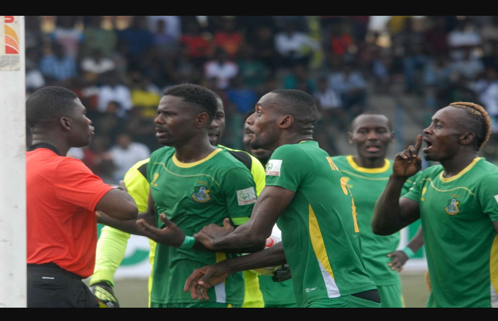 NPFL fines Kano Pillars N8m, ban Captain Rabiu Ali for 12 league games over match violence at Agege Township Stadium