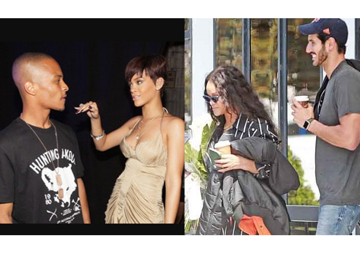 T.I comments on Rihanna's choice of falling in love with an Arab and not a Black man (Screenshoot)