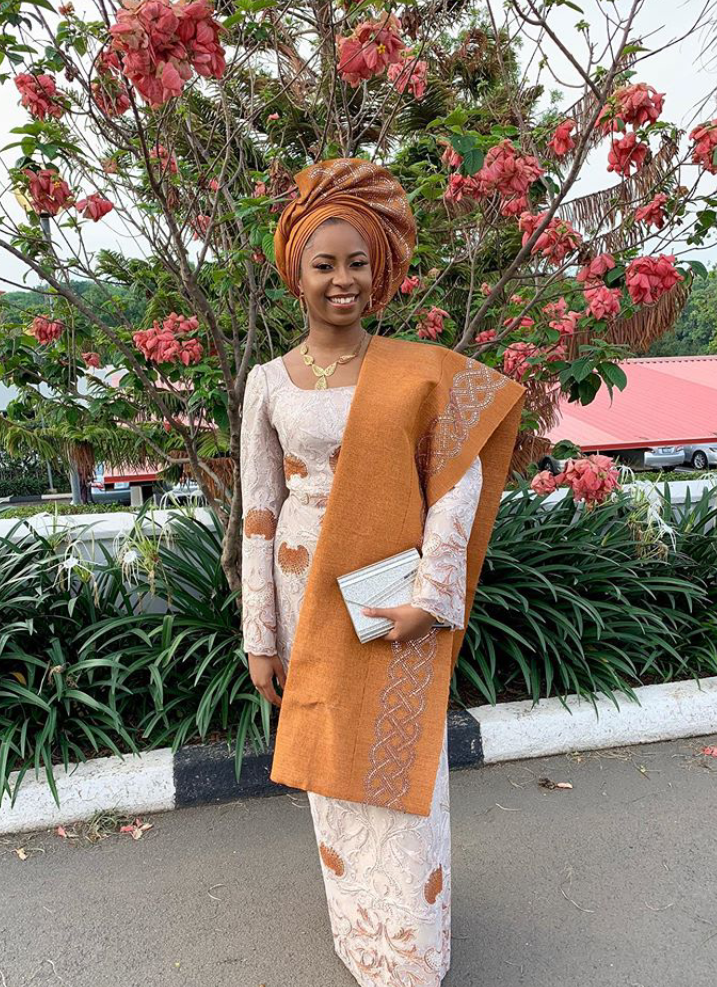 5d01729fbcddc - Photographs: Vice President's daughter Dami Osinbajo appears to be like attractive as she steps out for Democracy Day celebration in Abuja