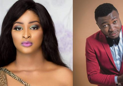 You are a drowining man, stoplying to Nigerians, they are not stupid - Etinosa calls out MC Galaxy over IG live nude video saga